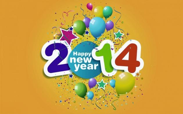 Quvaco Happy New Year 2014